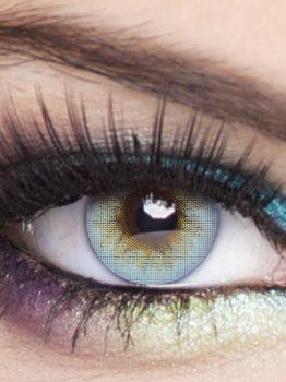 Sapphire, Kleurlenzen, Obsession Paris, Almas Lenses