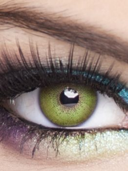 Mint, Kleurlenzen, Obsession Paris, Lenses, Almas Lenses