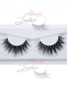 Nancy, Almas Lashes, Lashes, Nepwimpers